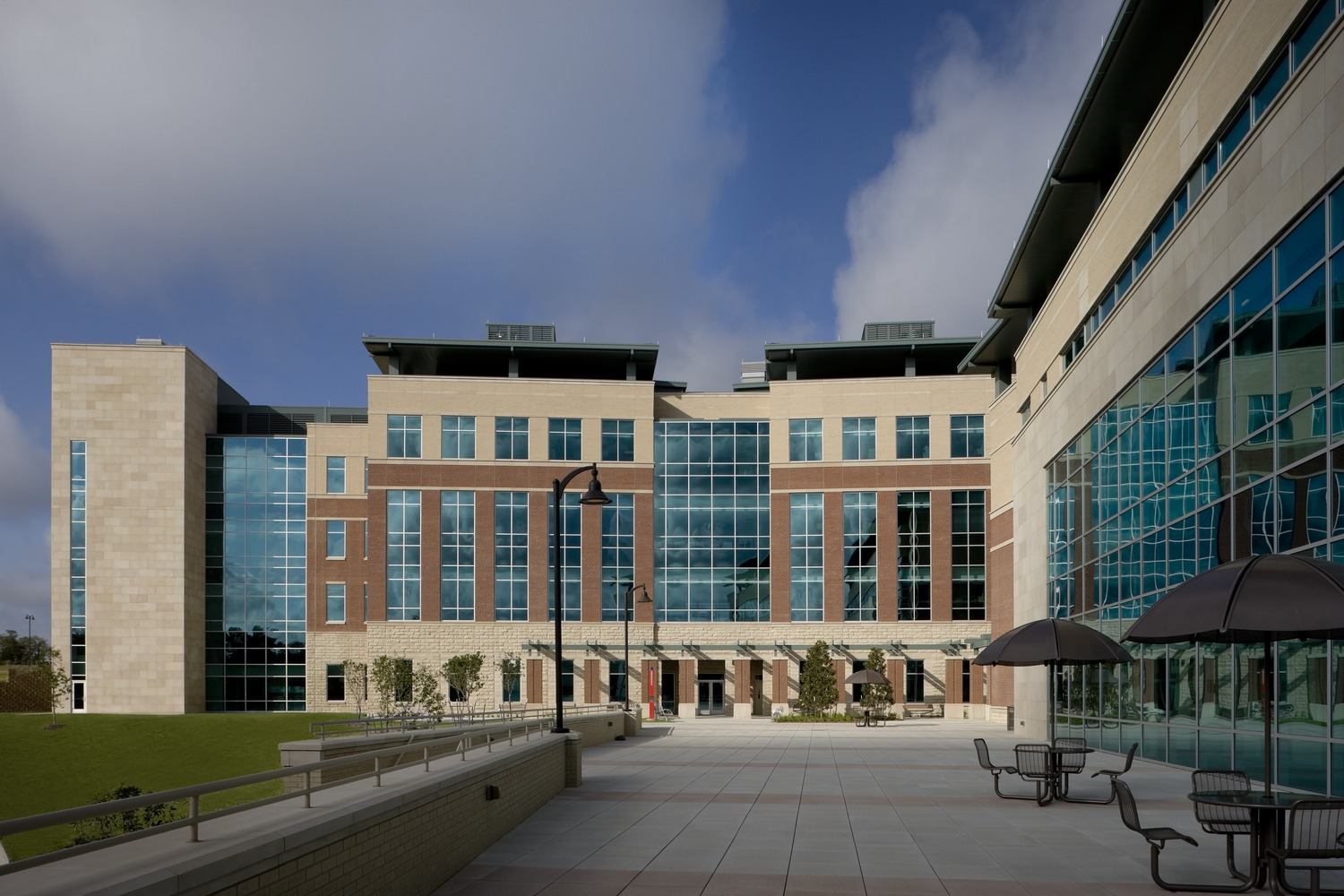 Texas A&M Health Science Center – Medical Research Education Building,