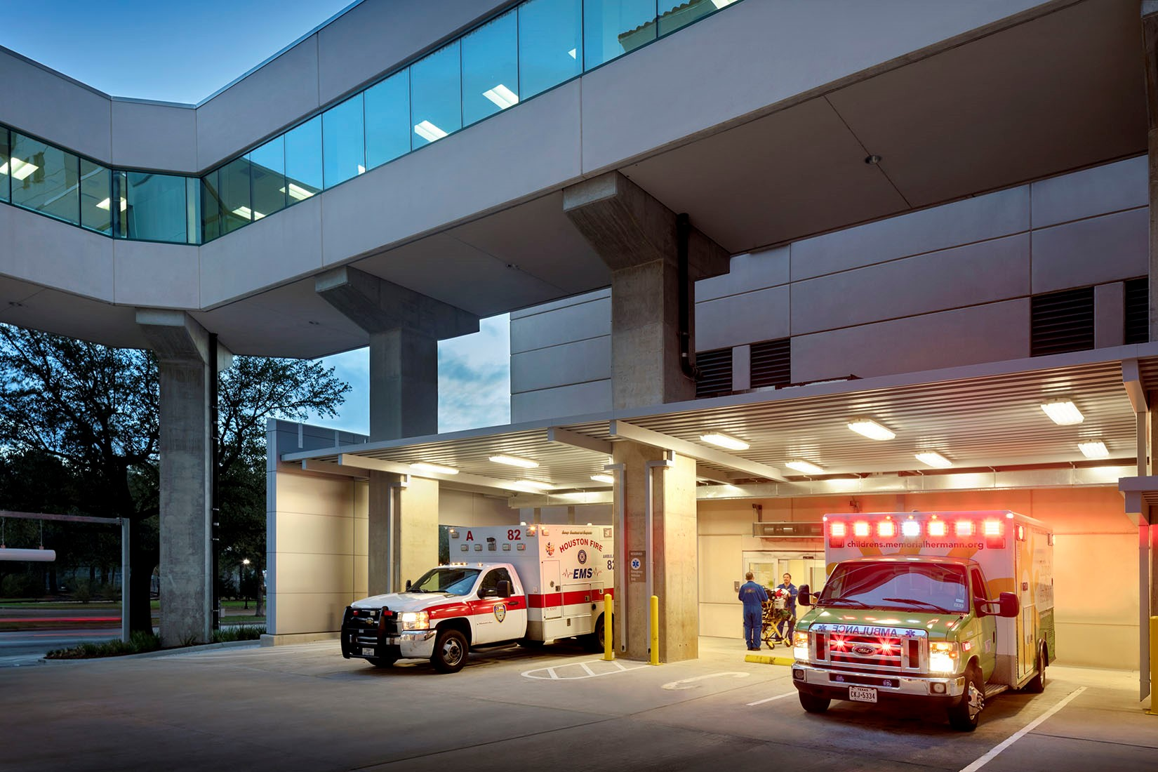 Memorial Hermann Texas Medical Center – Emergency Department Renovation and Entrance Relocation,