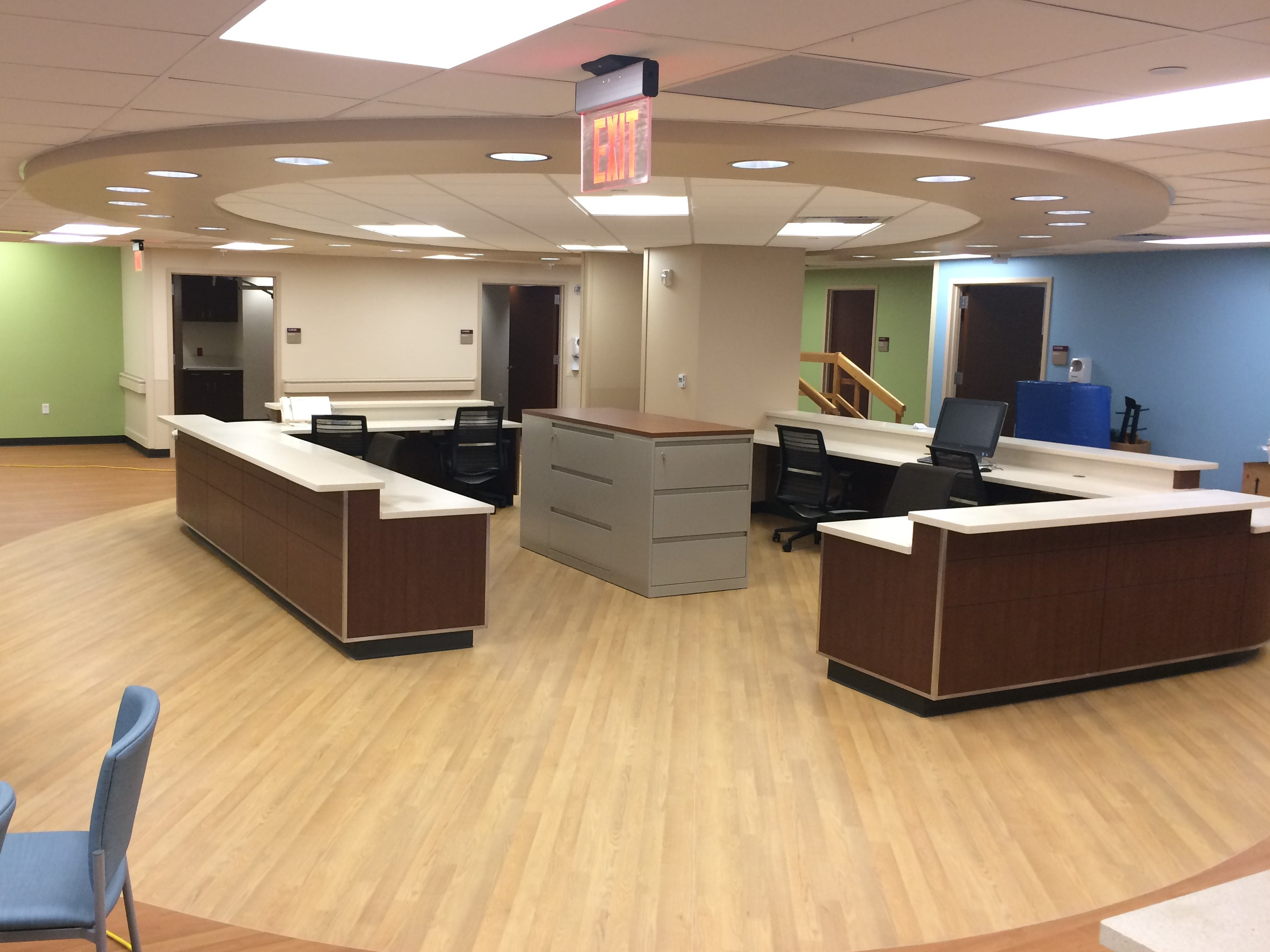 Texas Medical Center Memorial Hermann Texas Medical Center – Hyperbaric Woundcare, and PT Suite Renovation,