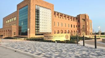 Texas A&M Univeristy San Antonio – Senator Frank L. Madla Building