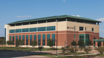 Texas A&M Health Science Center –  Health Professional Education Building