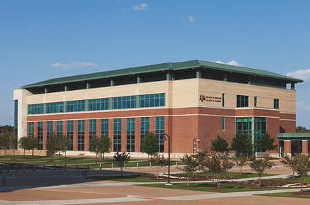 Texas A&M Health Science Center –  Health Professional Education Building,